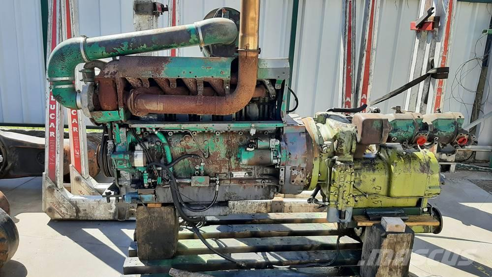 [Other] Motor DEUTZ (BF6L913) para forwarder