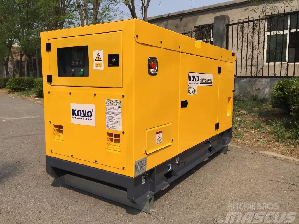 kovo silence diesel generator set kdg3400 baujahr 2018 diesel generator gebraucht kaufen und. Black Bedroom Furniture Sets. Home Design Ideas