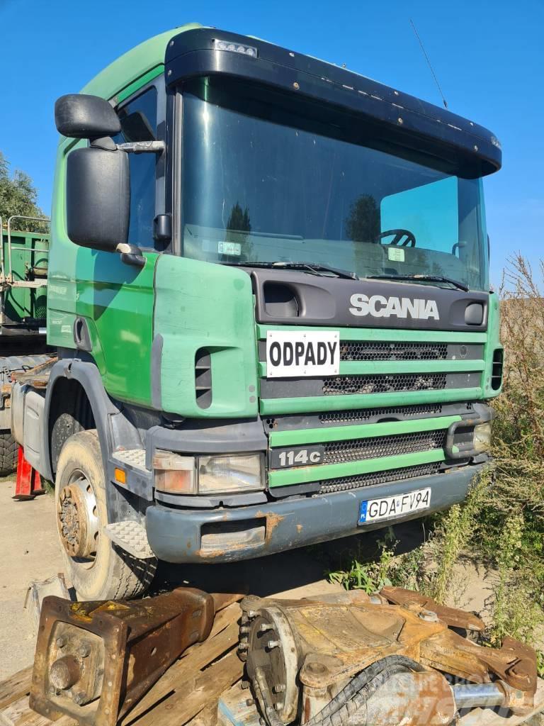 Scania 114 C 380  4X4