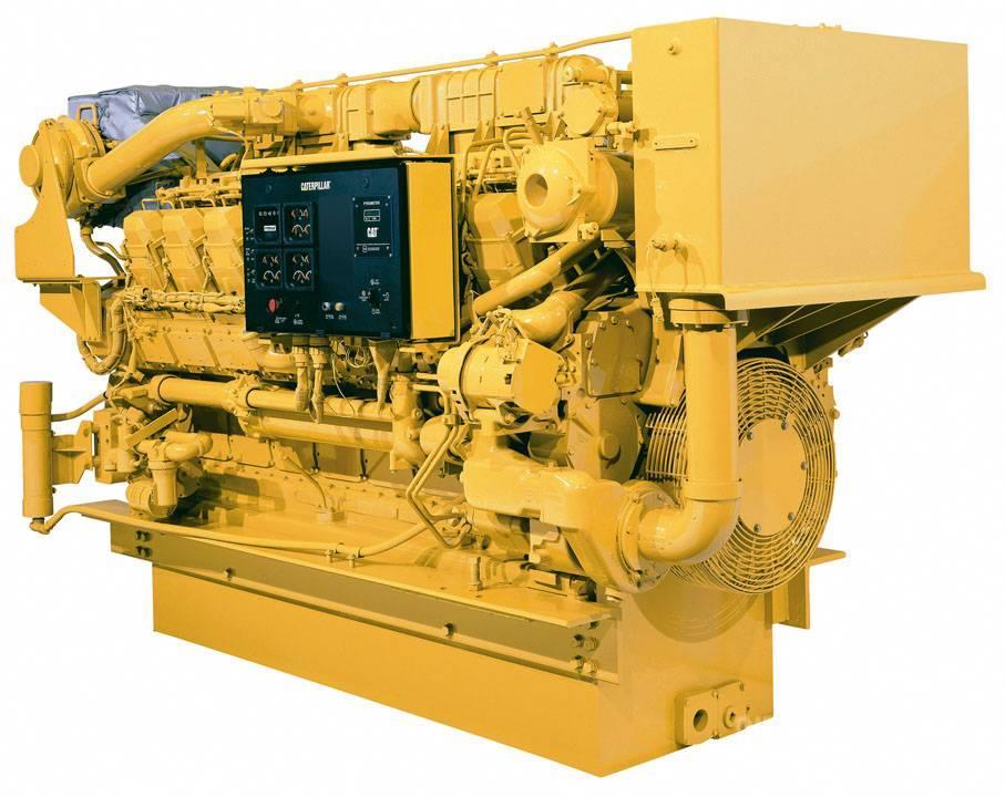 Caterpillar 3516 - Marine Propulsion 1492 kW - DPH 105337