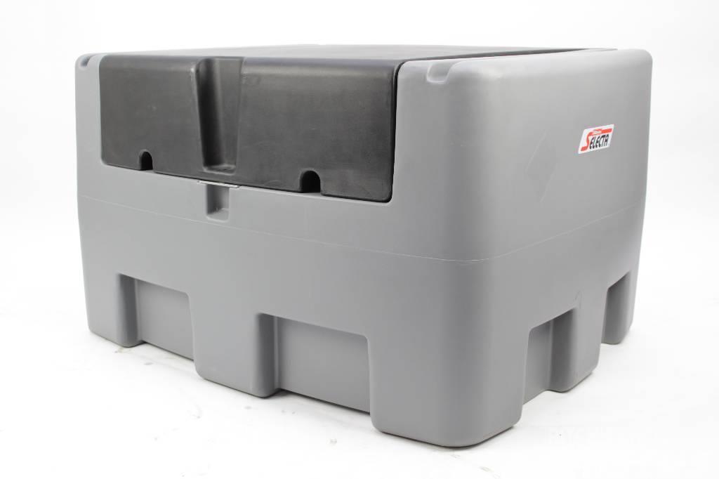 [Other] Selecta polttoainesäiliö 400 litraa + pumppu(Q01)