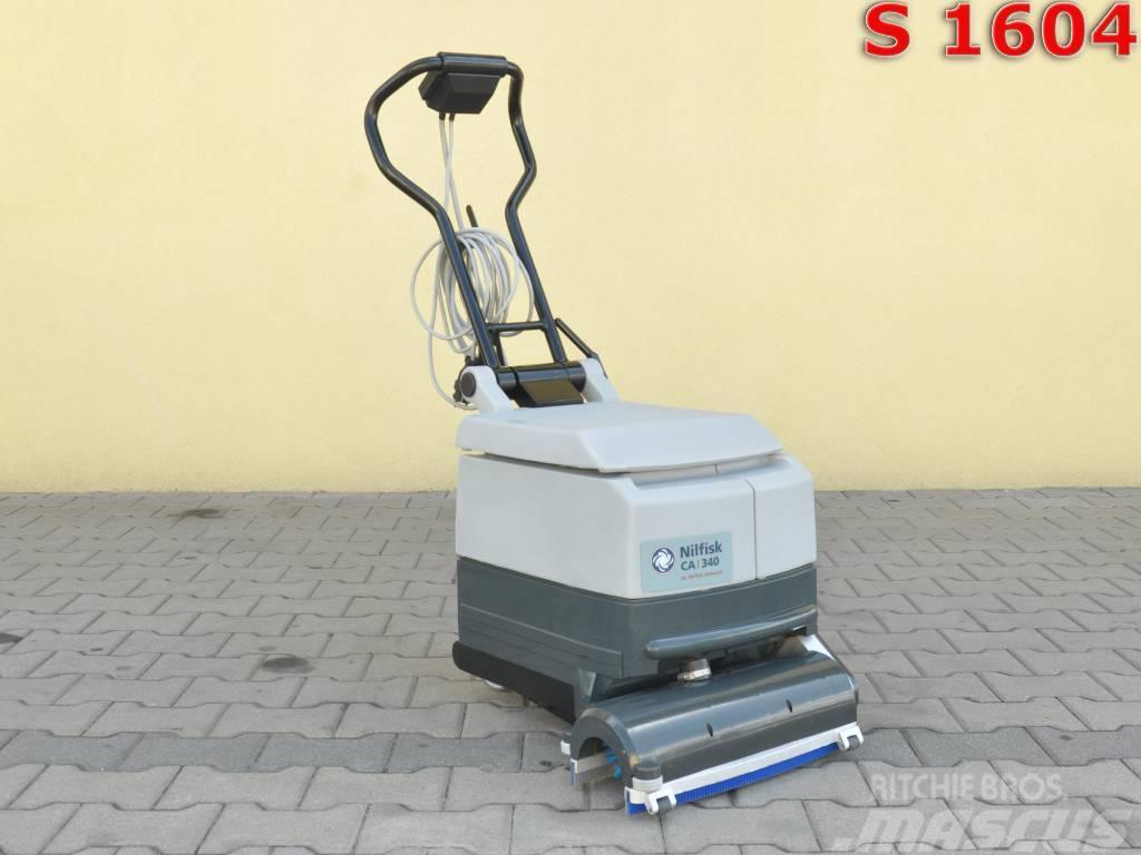 [Other] Scrubber dryer NILFISK CA 340