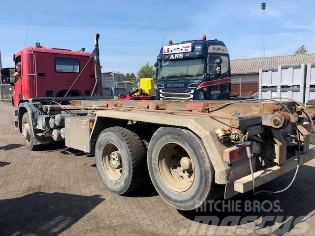 Scania 114 / 340 HK 6X2 NAVREDUKTION + SPRING/SPRING