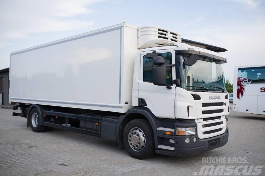 Scania P230 390Tkm ORYGINALNY PRZEBIEG ASO SCANIA