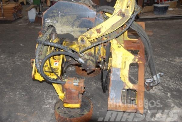 Timberjack 758HD