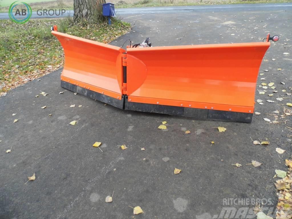 [Other] Spaw-Met Snow plough V-type 3 m/Quitanieves plegab