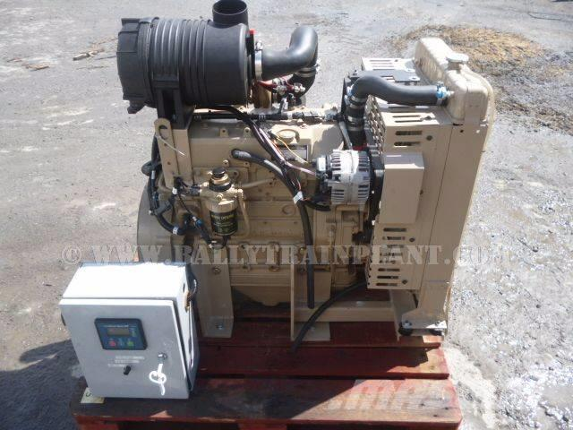 John Deere JD5030HF285 TURBO DIESEL 3.0L ENGINE