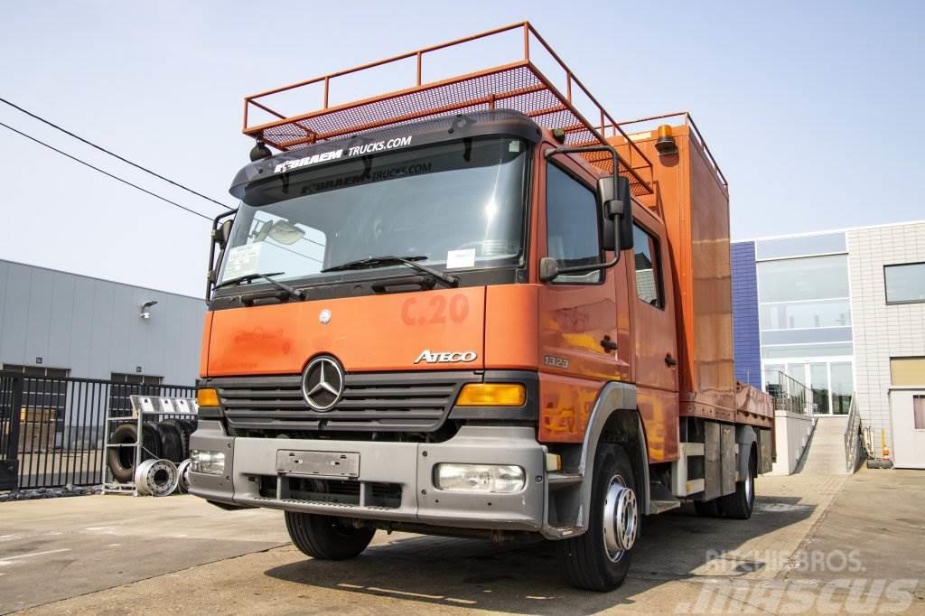 Mercedes-Benz ATEGO 1323 - DOKA