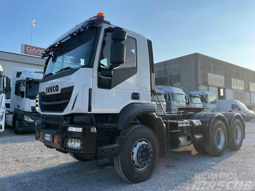 Iveco Trakker 720 Trakker 720T44 Euro3