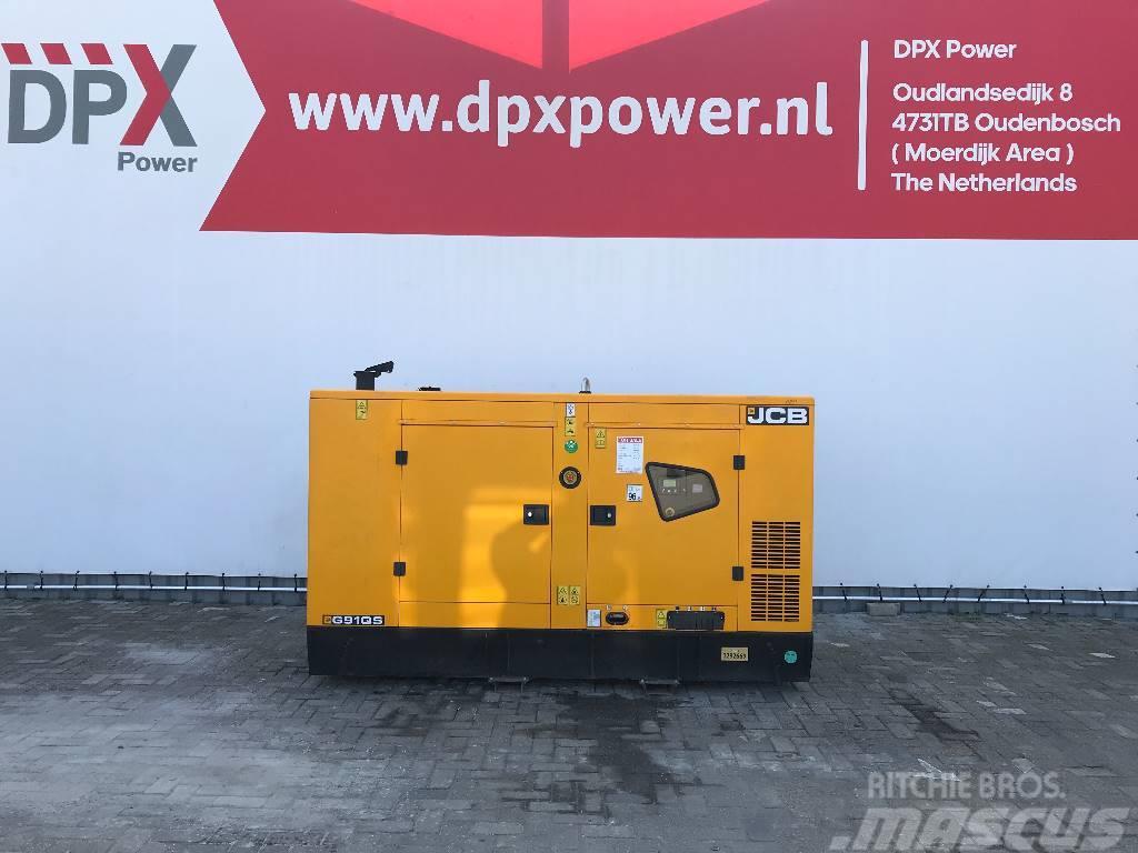 JCB G91QS - 91 kVA Generator - DPX-11881