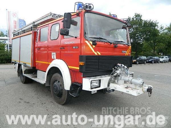 Iveco Magirus 120-25 AW LF 16 1.600l Wasser Feuerwehr