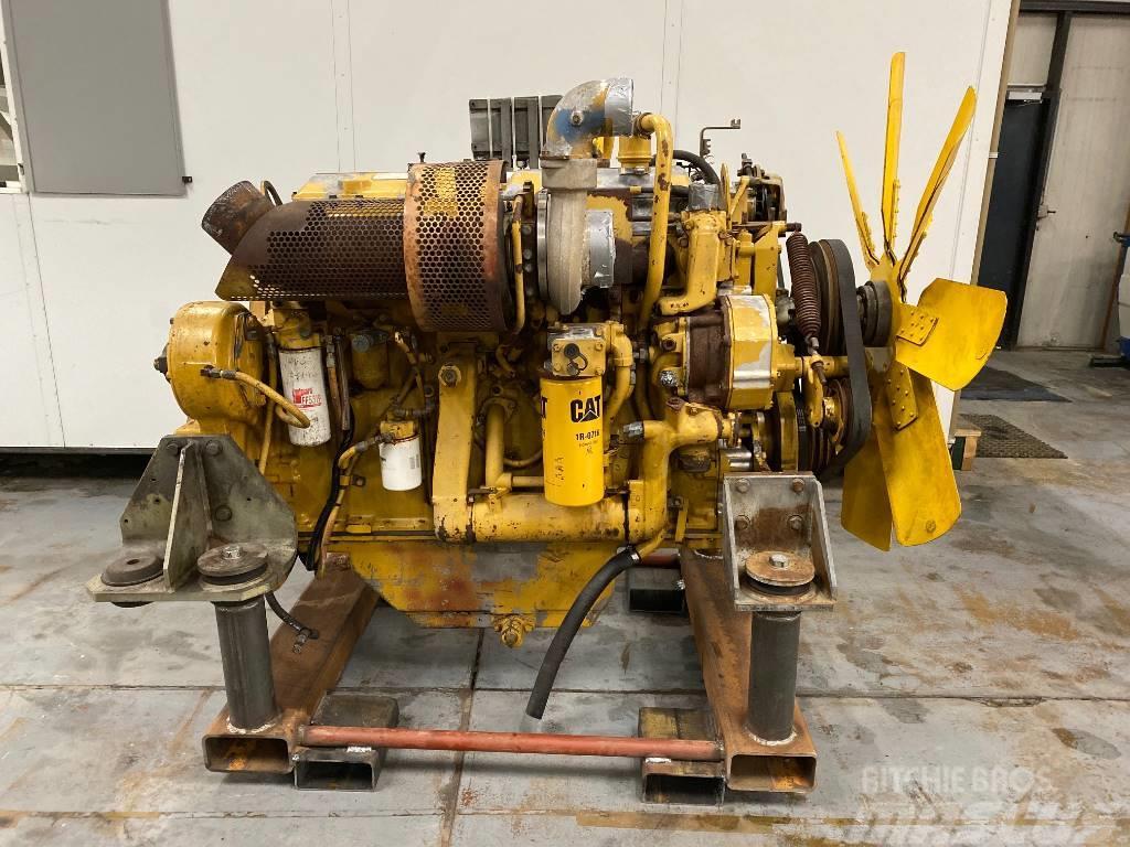 Caterpillar 3406 engine 11N series