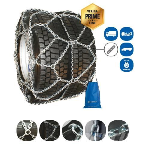 Veriga Lesce MASTERTRUCK DOUBLE SNOW CHAIN FOR TRUCK