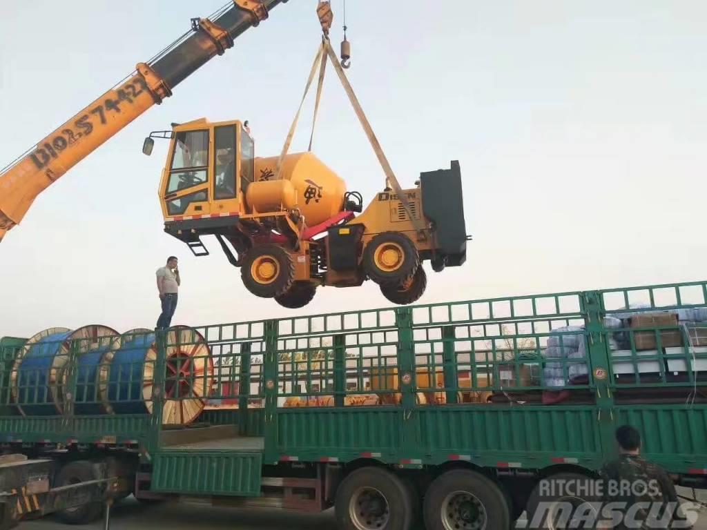 Disenwang Concrete mixer  DZJC--0.5