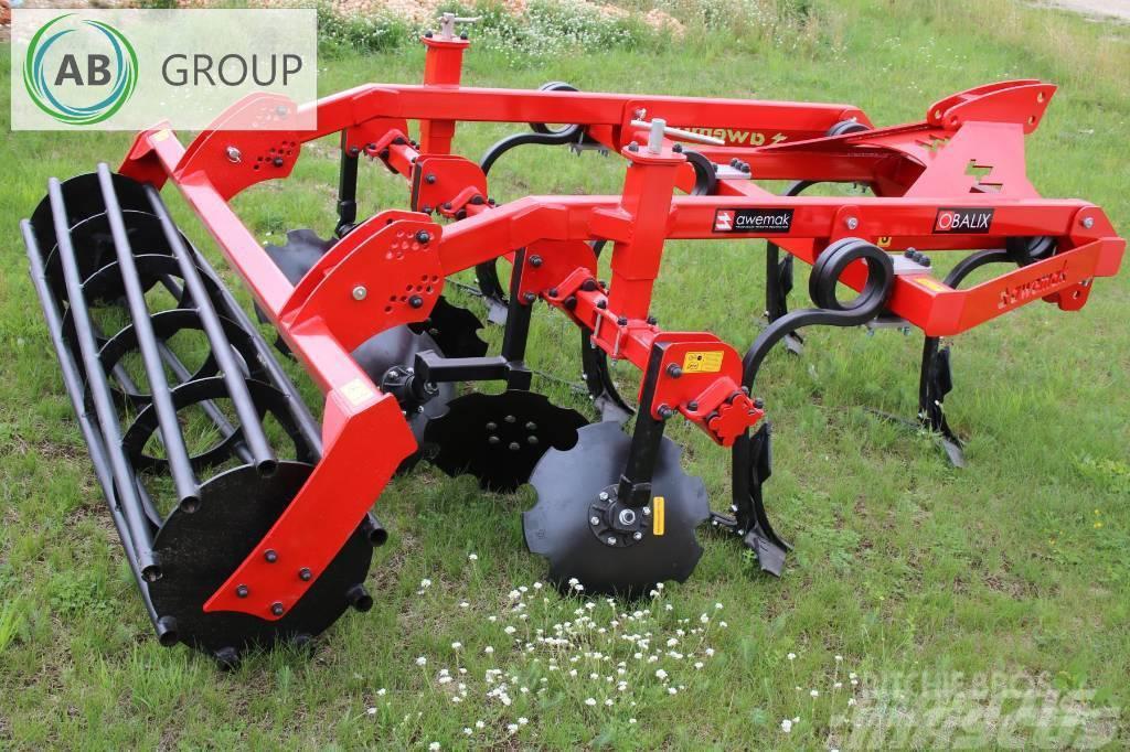 Awemak Cultivator 3m/Cultivador/Культиватор/Agregat