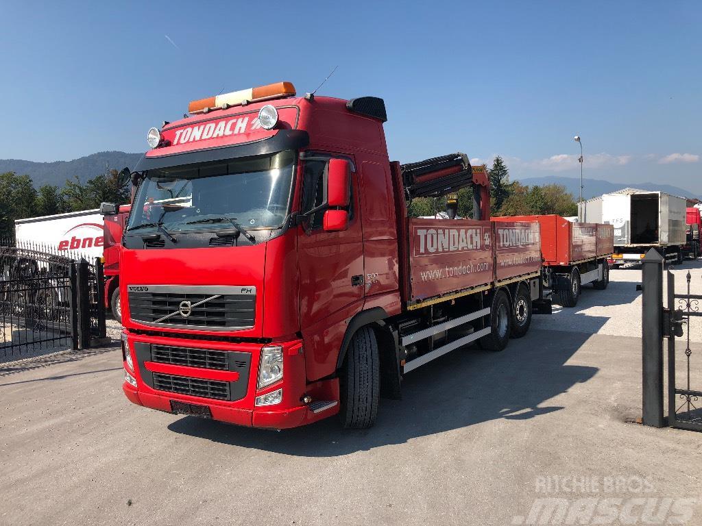 Volvo FH 500 / EEV / RETARDER
