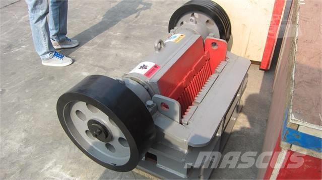 Kinglink Jaw Crusher PEX100x600 New machine  in Shanghai
