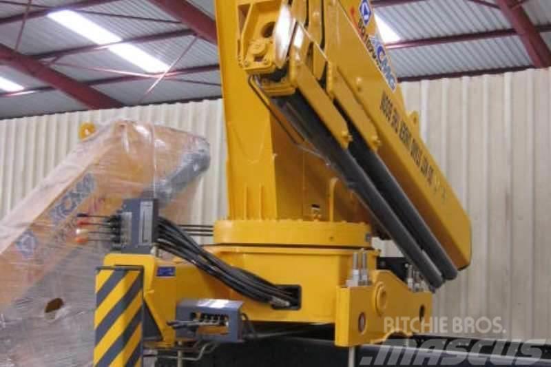 Sino Plant 20 Ton Meter Crane