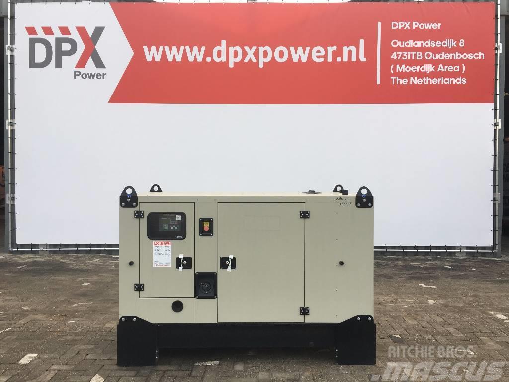 Perkins Stage IIIA - 1103D - 33 kVA - DPX-17810