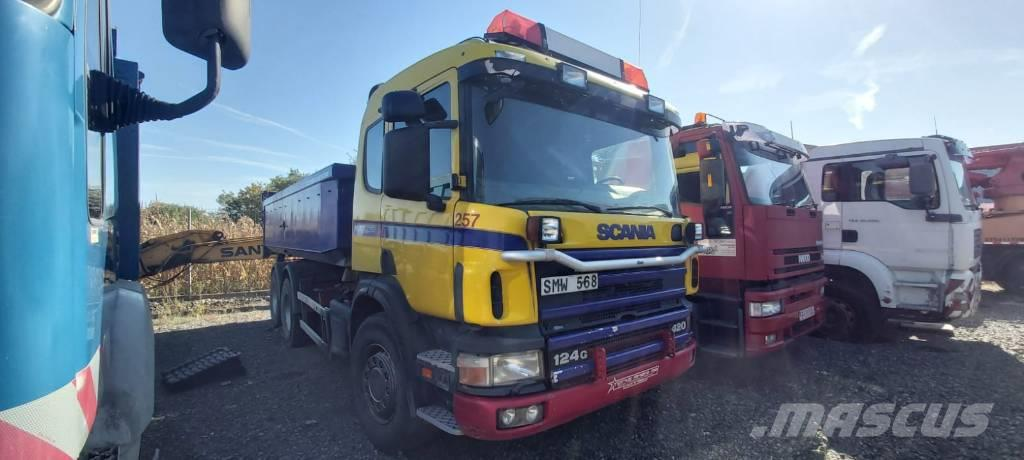 Scania 124 G 420