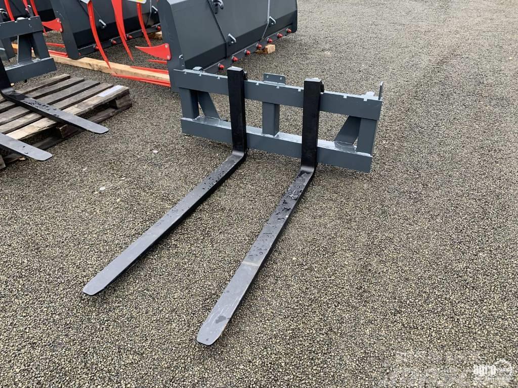 [Other] New Pallet forks for front loader EURO bracket