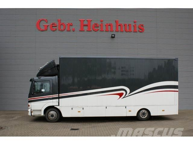 Mercedes-Benz Atego 818 4x2 Horsetransport