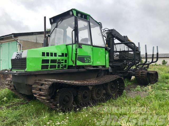 Farmi-Trac 575 Farmitrac k. 975 5000 Rückezug Forwarder