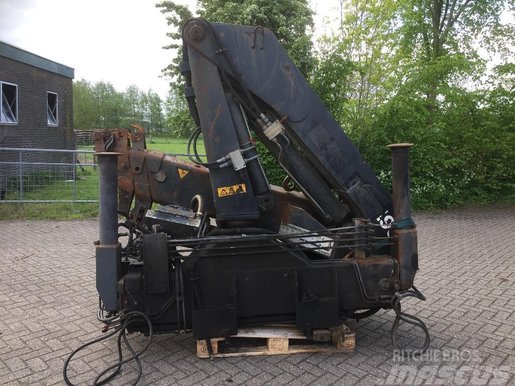 Hiab 190 AW + Hydraulic Winch