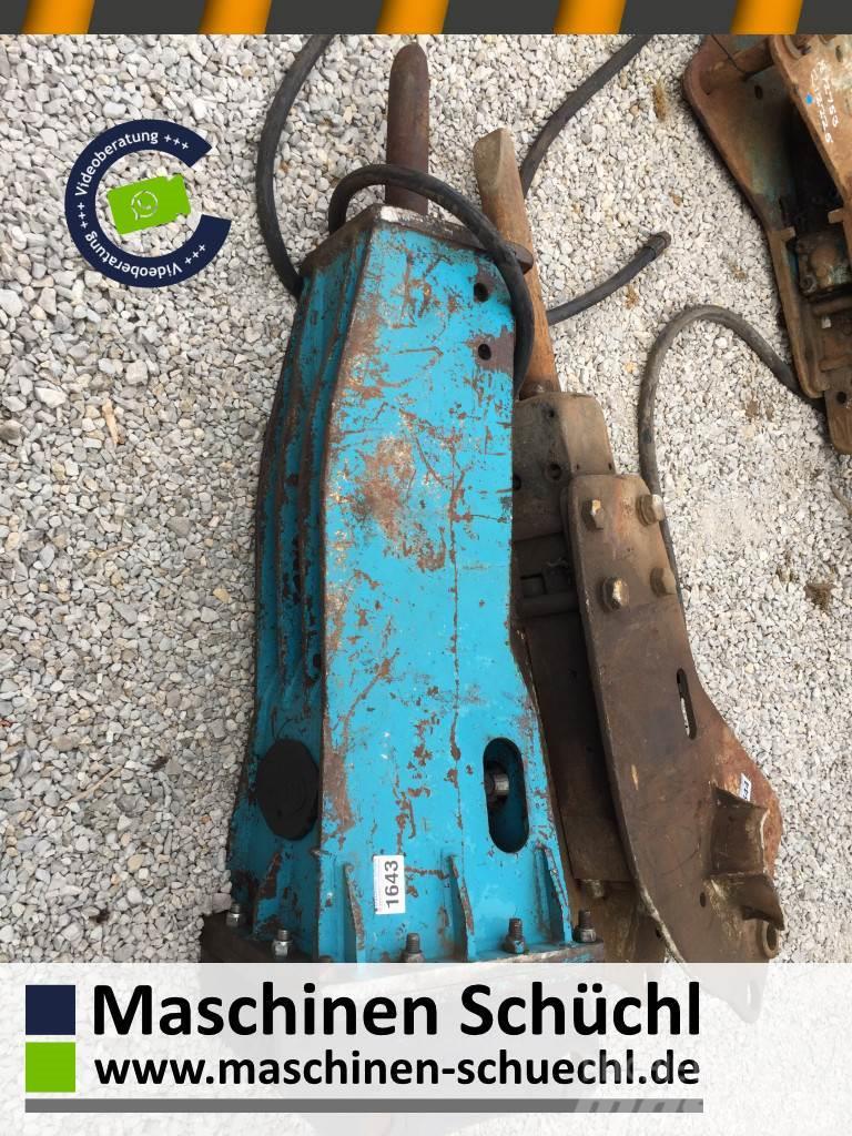 MSB Abbruchhammer MSB 250 ca. 300kg für 5-8to Bagger