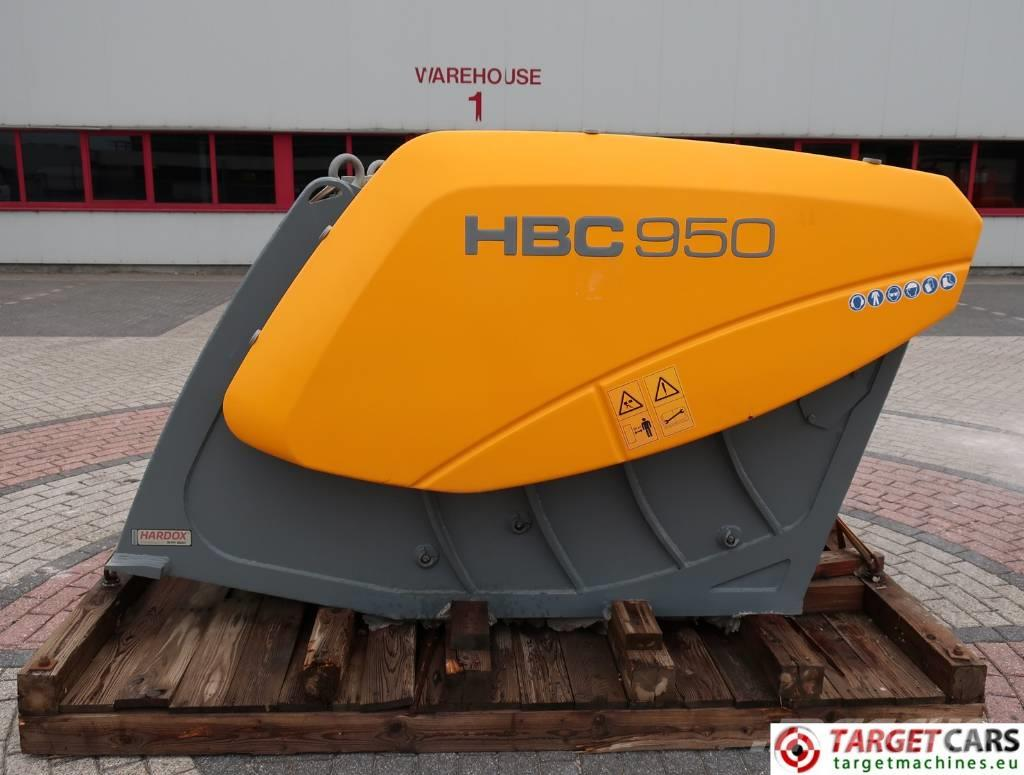Hartl HBC 950 Crushing HBC950 Bucket Demolition ≥ 24T