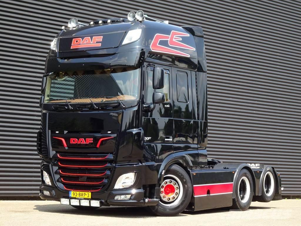 DAF XF 530 6x2 BOOGIE / FULL AIR SUSPENSION / SPECIAL