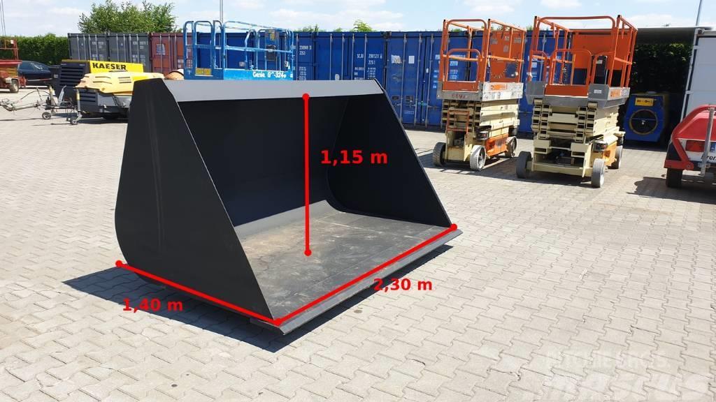Manitou 3,5 m3