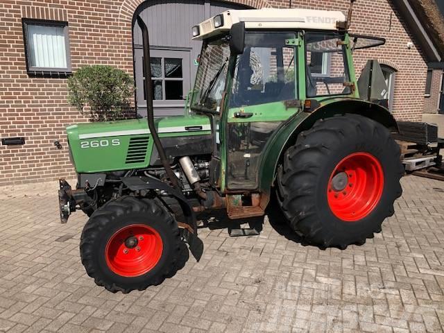 Fendt 260S