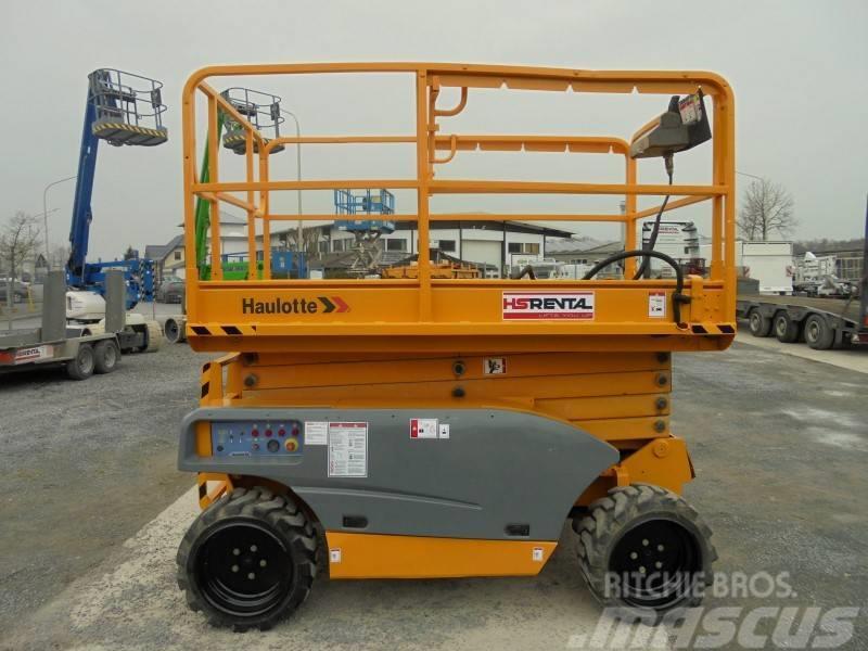 Haulotte Compact 12DX diesel 4x4 12.15m