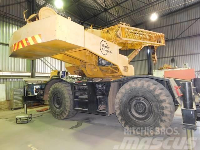 Tadano GR550E 50 Ton Rough Terrain Mobile Crane
