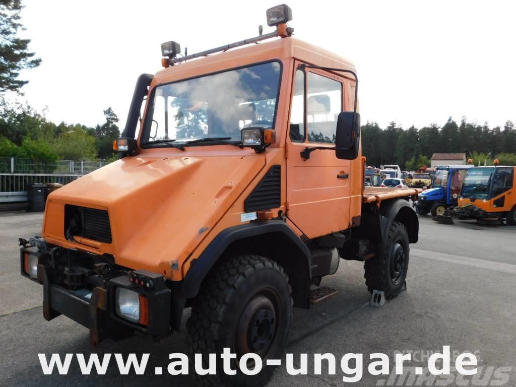 Unimog U 90 Turbo 408/10 - Zapfwellen - Winterdienst