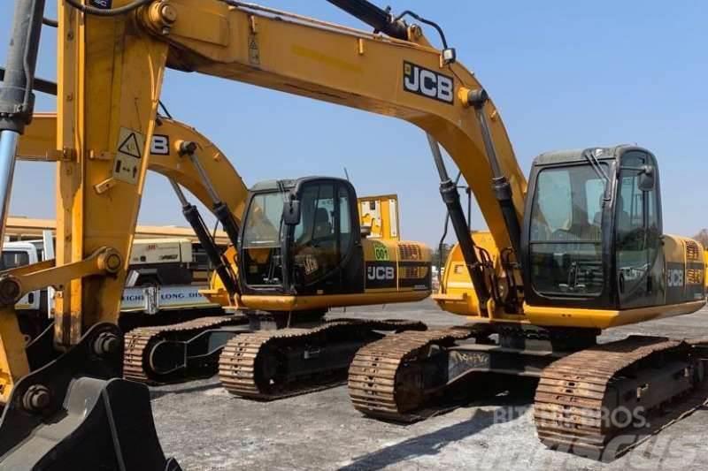 JCB JS 200 20 Ton Excavator