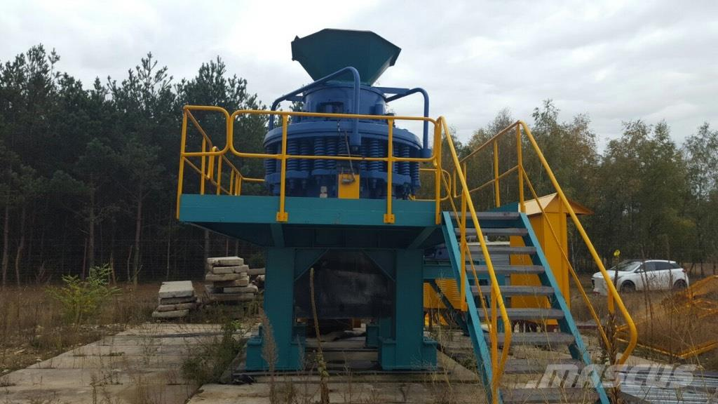[Other] STATIC CONE CRUSHER DKT GA1200mm/4ft