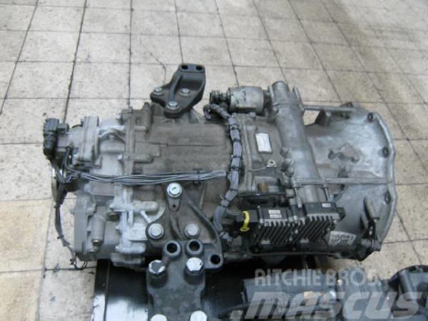 Mercedes-Benz Axor G211-12 KL / G 211-12 KL, 2006, Växellådor