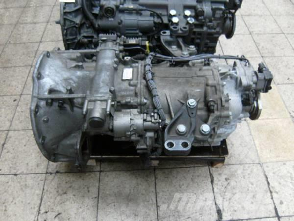 Mercedes-Benz Axor G211-12 KL / G 211-12 KL