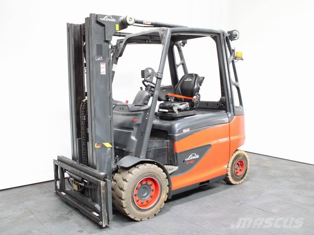 Linde E 40 P/600 HL 388