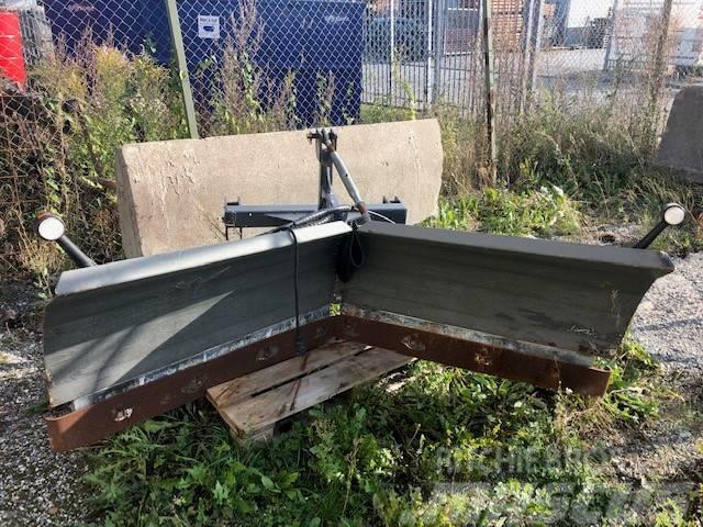 [Other] Siringe vikplog T2400 240 cm 3 punktsfäste