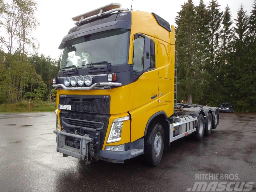 Volvo 19000 Mil FH 540 8x4*4