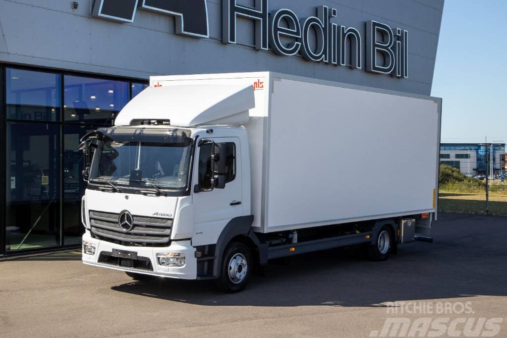 Mercedes-Benz Atego 916 15pall PLS Byggnation till kanonpris!