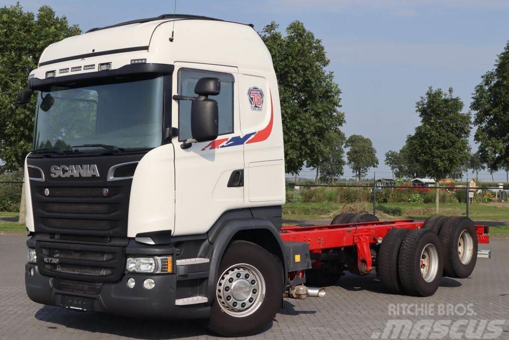 Scania R730 V8 6x2 RETARDER EURO 6