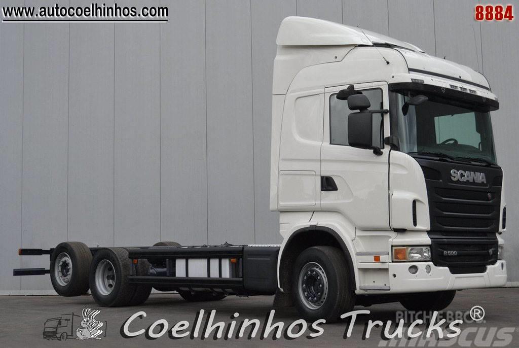Scania R 500 // V8