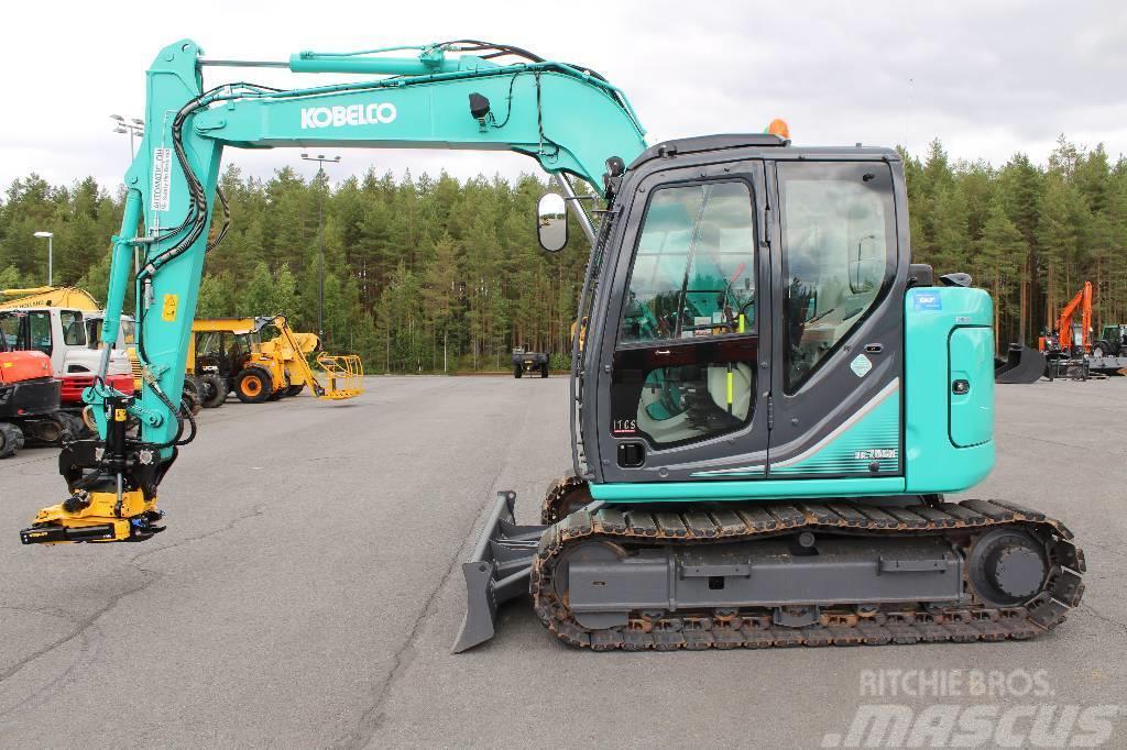 Kobelco SK 75 SR-3E / Myyty, Sold