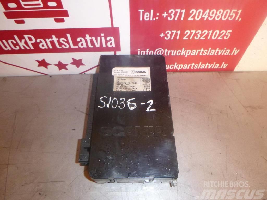 Scania P230 CUV/32 CONTROL UNIT 1769595-1769683