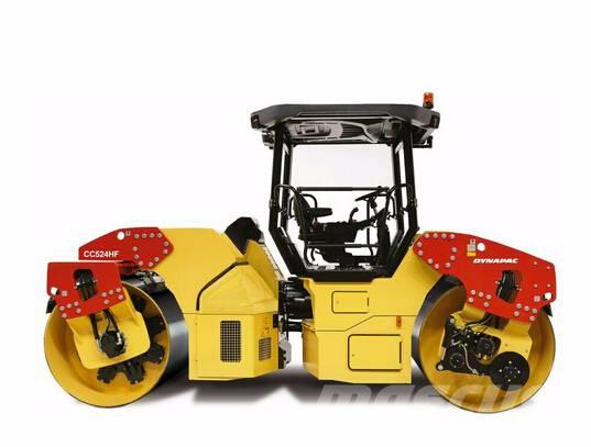 Dynapac CC524 Double Drum Vibratory Roller