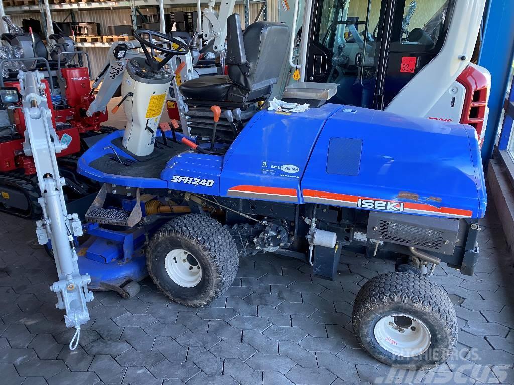 Iseki SFH 240 4WD automatisk